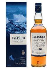 Talisker Ten Year Single Scotch